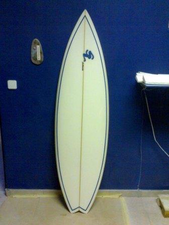 shortboard 6'1''