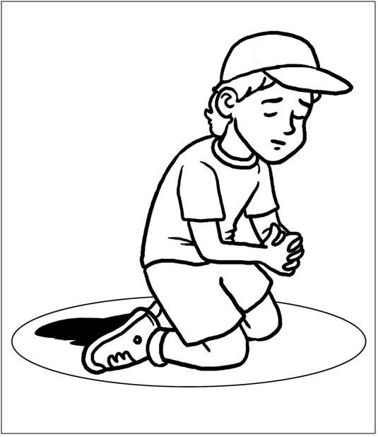 Dibujo sobre la humildad para colorear - Imagui