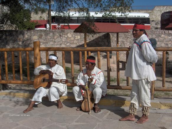O Chihuahua Musica Los raramuri o tarahumaras