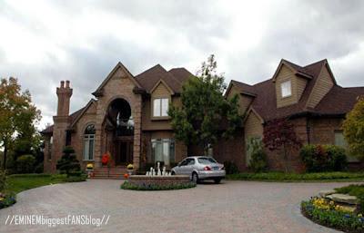 Las casas de Eminem !