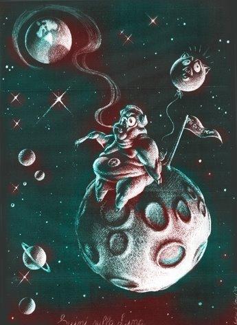 Pig on the Moon (Suini sulla Luna)