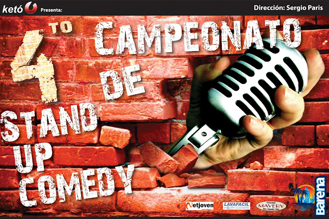4to Campeonato de Stand Up Comedy