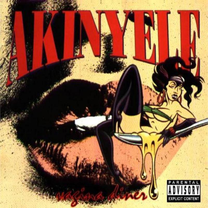 Akinyele - Vagina Diner (1993)