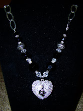 Silver Long Necklace