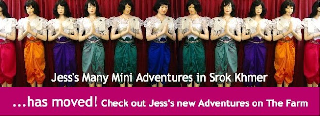 Jess's Many Mini Adventures in Srok Khmer