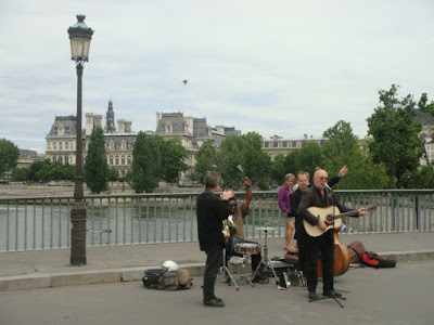 paris musiciens