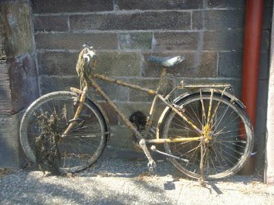 vélo repêché