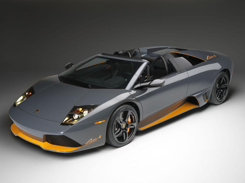 2010 Lamborghini Murcielago LP 650-4 Roadster Hot Specification