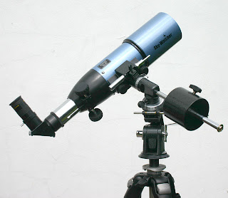 How to upgrade a cheap telescope