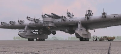 Kalinin K-7: La fortaleza volante rusa