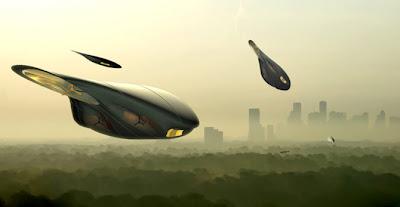 AIRBIA: Concepto de aeronave suburbana