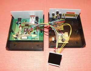 Net Radio using microcontroller AVR
