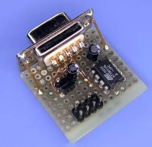 AVR Temperature Meter