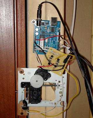 Arduino Door Lock with Keypad