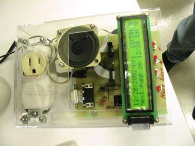 MCU AVR Automatic Plant Feeder