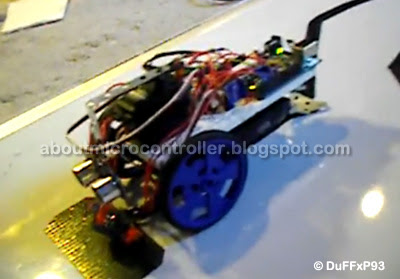 arduino robot line follower
