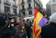 CONTRA LA IMPUNITAT DEL FRANQUISME. BARCELONA 24/04/2010