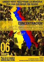 COLÒMBIA: VERITAT, JUSTÍCIA I REPARACIÓ