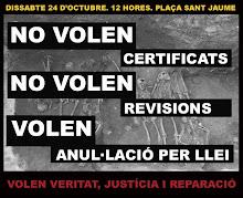 CINQUENA CONCENTRACIÓ VERITAT, JUSTÍCIA I REPARACIÓ