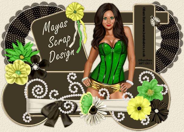 Mayas Scrap Design