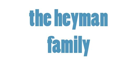 The Heyman Family