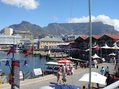 Waterfront & Table mountain - Cape Town, South Africa
