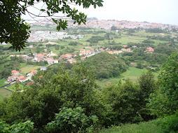 Vista desde La Peña del Agujeru.