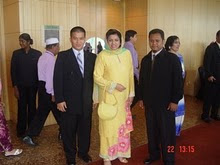 Bersama Dato' Seri Shahrizat Abd Jalil