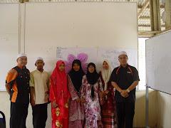 Bersama peserta Program Bina Sahsiah Super!