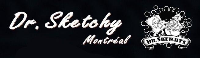 Dr. Sketchy Montréal