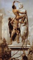 Los visigodos saquearon Roma durante tres días en lo que fue la primera invasión bárbara de la ciudad