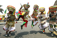 Danza de Tijeras. Foto: ANDINA/archivo