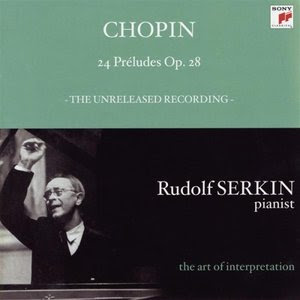 Les couacs qui plombent un disque - Page 2 Chopin+-+24+Pr%C3%A9ludes,+Op.+28+Rudolf+Serkin