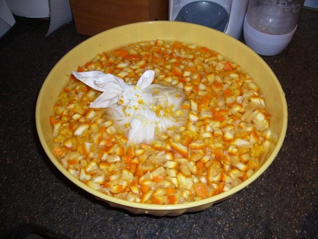 marmellata arance siviglia