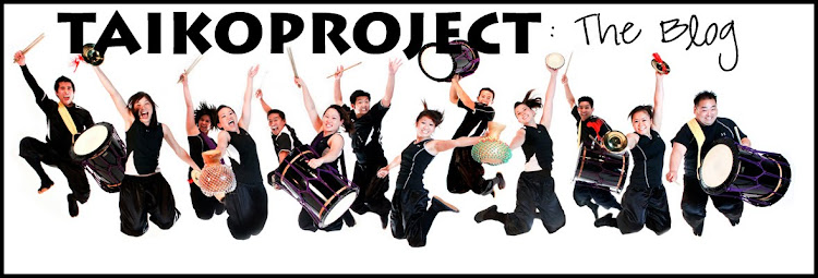 TAIKOPROJECT: The Taiko Blog