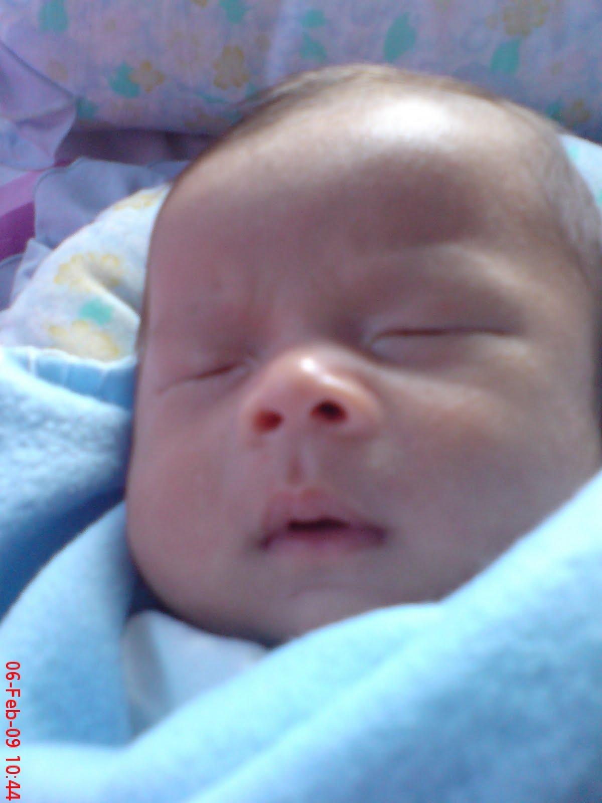 Anas - 1 month (3.5 kg)