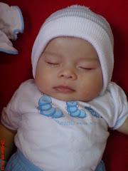 Anas - 2 months (4.5 kg)