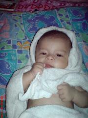 Anas - 4 months (5.5 kg)