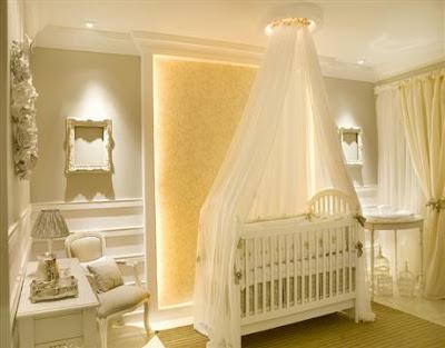 Ventilador teto quarto bebe