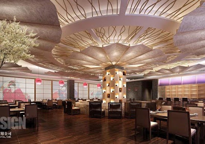 daily update interior house design: oriental interior design