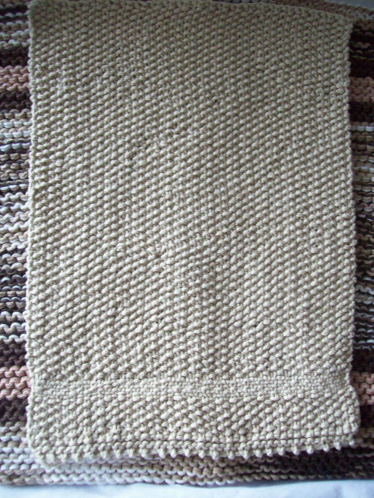 Outstanding Knitted Dish Towel Patterns Collection - Sewing Pattern ...