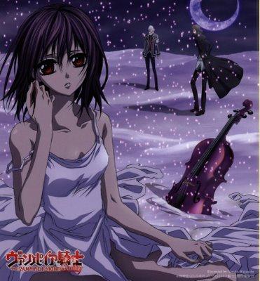 Vampire Knight Zero And Yuki And Kaname solo anime por ...
