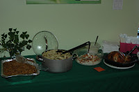 Guidance Green's Earth Day Potluck