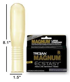 Iron grip condoms assured