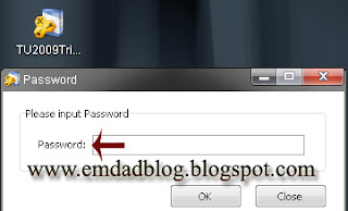 How to make password protected game