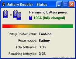 Laptop Battery Doubler 1.2.1 Full + Serial