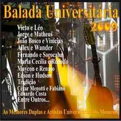 Balada Sertaneja Universitária 2009 Só As Top