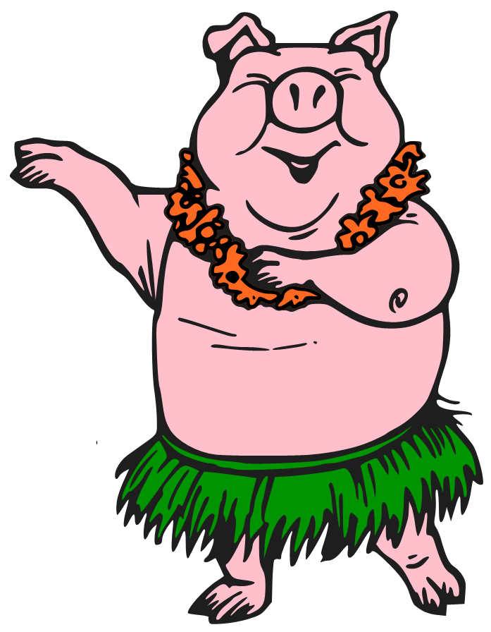 funny hawaiian clip art - photo #6