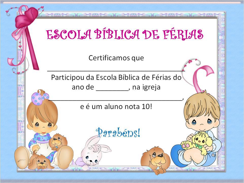 Certificado E Crach  S Para EBF 2010