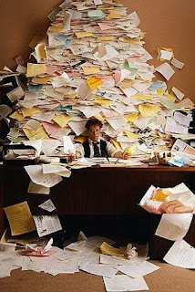 government paperwork